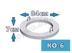 Кільце опорне КО-6