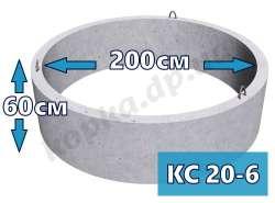 Кільце стінове КС20-6