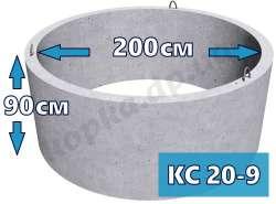 Кільце стінове КС20-9