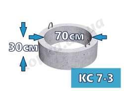 Кільце стінове КС7-3 (горловина)