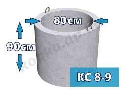 Кольцо стеновое КС8-9